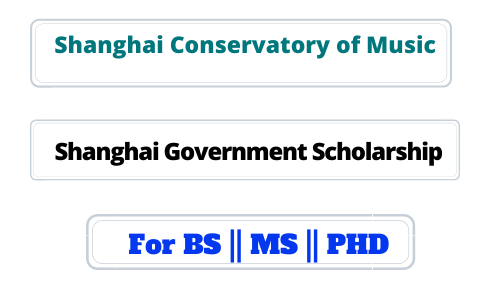 shanghi Conservatory of music