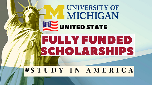 Study In USA | Michigan University USA Scholarships 2021-2022 | Fully Funded | Careers Helpline