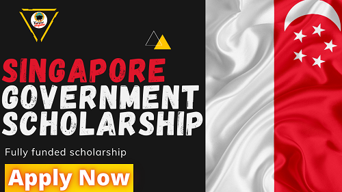 Singapore Government fully funded scholarship